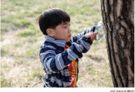 [자연놀이] 돋보기 놀이, 망원경 놀이