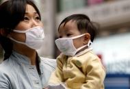 '봄의 먼지폭탄' 황사…나들이 때 마스크 착용을!