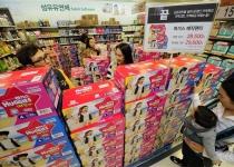대형마트 vs 소셜코머스 기저귀·분유 '가격 전쟁'