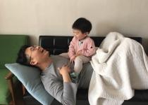 아빠 육아휴직 1만7천명 돌파…한해 전보다 47% 증가