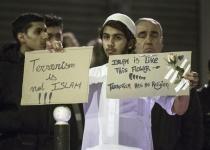 """""""아이들이 무슬림 친구를 탓하지 않길 바란다"""""""