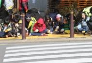 교통사고로 숨지는 어린이 한 해 평균 88명