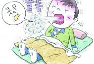소화기 약하면 감기 자주 걸려요