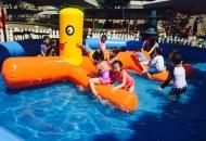 실내 키즈카페 코코몽에코파크, 여름 시즌 물놀이장 선봬