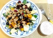기력 떨어지면 곰국? '녹색 영양' 샐러드밥!