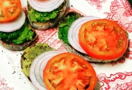 놀이같은 요리, 아보카도 샌드위치