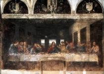`최후의 만찬' 그림을 다빈치가 고친 까닭