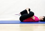 겨울철 아이와 함께 하는 코어운동 1-골반, 허리운동