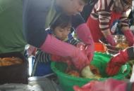 아내가 원하는 가을선물 김장