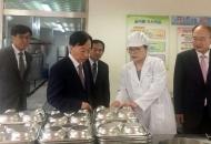 대전 초등학교 급식실서 '양잿물 설거지' 논란