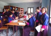 위아래 이어주는 부탄의 교육 '사다리'