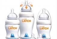 먼치킨, 배앓이 방지 젖병 `래치' 출시
