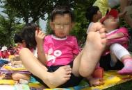 한방육아의 십계명 '양자십법' - (3) 발을 따뜻하게 한다