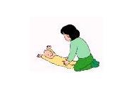 아이 자람의 시간에 따른 전래아기놀이 (1)
