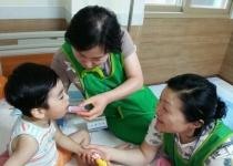 맞벌이 부모 아이들이 아플땐…광주 광산구는 '병원아동보호사'
