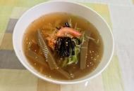 여름철 다이어트에 좋은 도토리토마토묵밥
